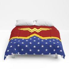 Wonder Of Woman - Superhero Comforters