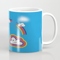 The Great Rainbow Cloud Robbery Mug