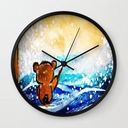 Memories of PD Wall Clock