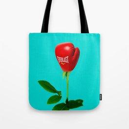 Rose Punch Tote Bag