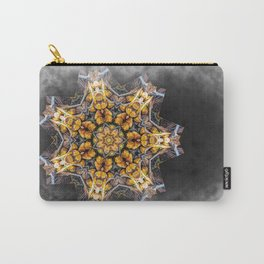 Pandanus Palm Fruit Kaleidoscope Carry-All Pouch
