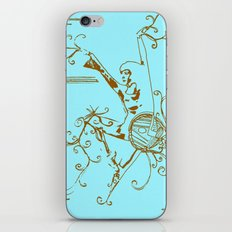 Tiny Dancer [Locust] iPhone & iPod Skin
