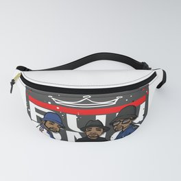 Get Down with the Kings Fanny Pack