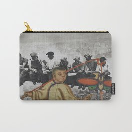 Heart Lewis Hine Carry-All Pouch