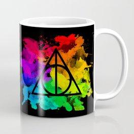 Rainbow Hallows  Coffee Mug
