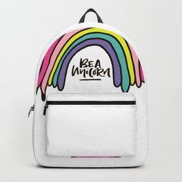Be a unicorn Backpack