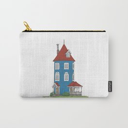 Moomin's House Carry-All Pouch