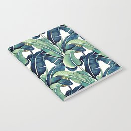 Banana leaves Notebook