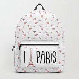 Love Paris Backpack