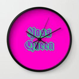 Yass Queen Wall Clock
