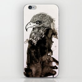 The Spirit of the Eagle iPhone Skin