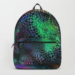 Love of Life Mandala dark Backpack