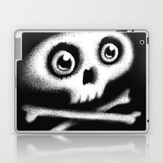 Skull & bones Laptop & iPad Skin