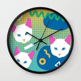 PURRR Wall Clock