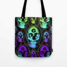 Skulluminati Tote Bag