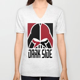 The Dark Side Unisex V-Neck
