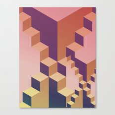 Geometry #03 Canvas Print