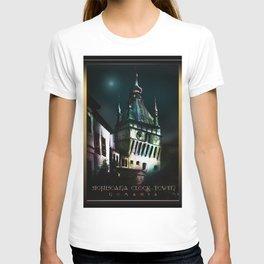 #SighisoaraClockTower T-shirt