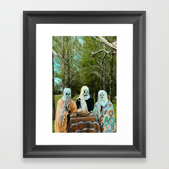 Halloween#1 Framed Art Print