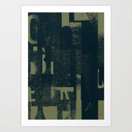 Typefart 015 Art Print