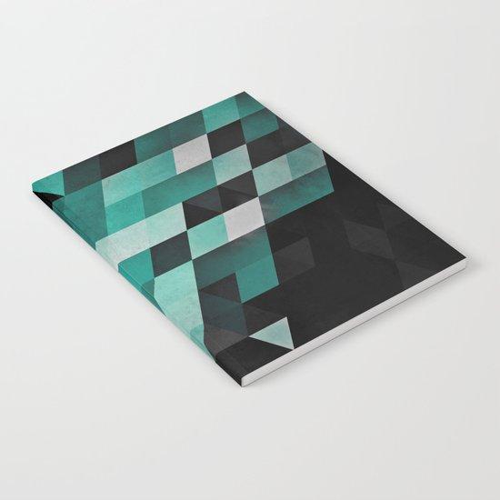 dryma mynt Notebook