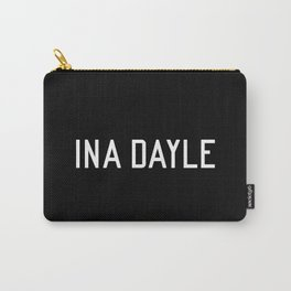 INA DAYLE Carry-All Pouch