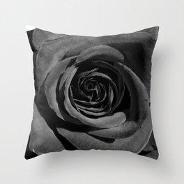 Classic Rose Throw Pillow