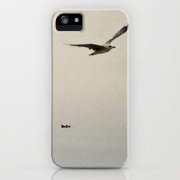 sea - inner peace iPhone Case