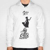 mary poppins Hoodies featuring Mary Poppins té by Creo tu mundo