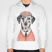Hoodies featuring Dalmatian by Animal Crew