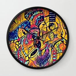 Pleasant Minds Wall Clock