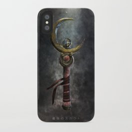 Sailor Moon Poster movie iPhone Case