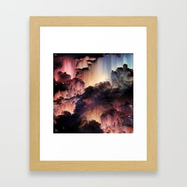 Marina Framed Art Print