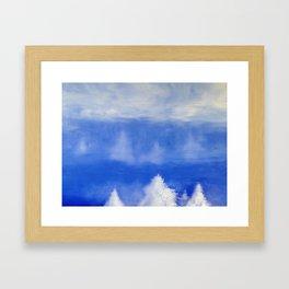 29 dicembre 2001 Framed Art Print