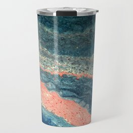 Marble Art V 6 Travel Mug