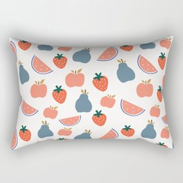 Fruit Juice Rectangular Pillow
