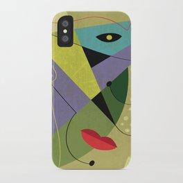 Memphis Nude iPhone Case