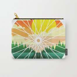 Ride Into The Sun Carry-All Pouch