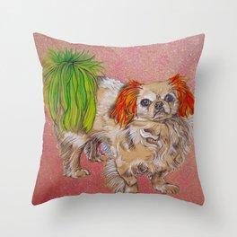 KITSCH #1 Throw Pillow