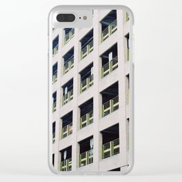 Downtown San Antonio Clear iPhone Case