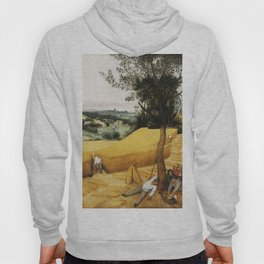 The Harvesters by Pieter Bruegel the Elder, 1565 Hoody