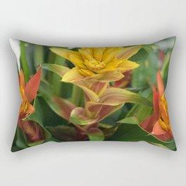 Hawaiian Wild Flowers Rectangular Pillow