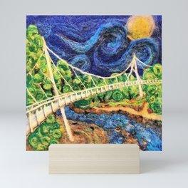 2016 Liberty Bridge Mini Art Print