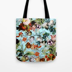SUMMER BOTANICAL VI Tote Bag