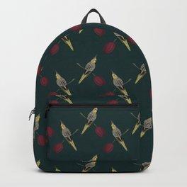 Pearl Cockatiel Backpack