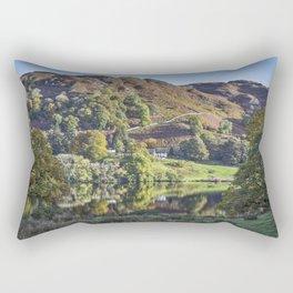 Loughrigg Tarn. Rectangular Pillow