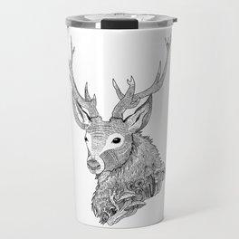 Forest Stag Travel Mug