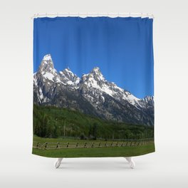 Fascinating Nature Shower Curtain