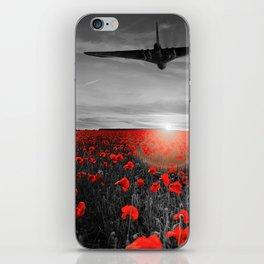 Poppy Vulcan's Isolated iPhone Skin