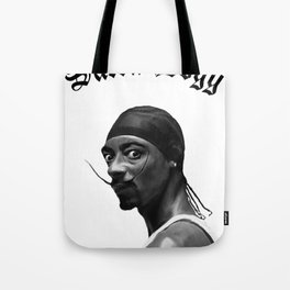 Salva Dogg Tote Bag